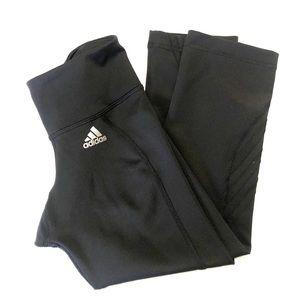 Adidas • Climalite Crop Leggings